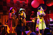 "Zap Mama plays to packed audience with the release of new album        "" ReCreation "" at Joe's Pub in New York City on May 27, 2009"