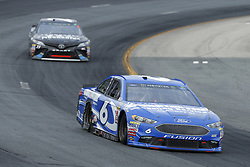 July 22, 2018 - Loudon, New Hampshire, United States of America - Matt Kenseth (6) brings his car through the turns during the Foxwoods Resort Casino 301 at New Hampshire Motor Speedway in Loudon, New Hampshire. (Credit Image: © Chris Owens Asp Inc/ASP via ZUMA Wire)