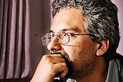 Retrato del fotógrafo chileno Christian Moraga