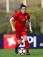 International Women's Friendly Matchs 2019 / <br /> Womens's Algarve Cup Tournament 2019 - <br /> Spain v Netherlands 2-0 ( Municipal Da Bela Vista Stadium- Parchal,Portugal ) - <br /> Andrea Pereira of Spain