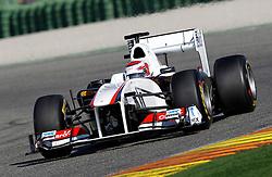 Motorsports / Formula 1: World Championship 2011, Test Valencia, Kamui Kobayashi ( JPN, Sauber )