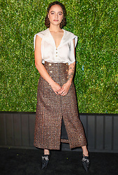 Suki Waterhouse is seen attending the CHANEL Tribeca Film Festival Artists Dinner at Balthazar in New York City. 23 Apr 2018 Pictured: Sasha Lane. Photo credit: Nancy Rivera/Bauergriffin.com / MEGA TheMegaAgency.com +1 888 505 6342