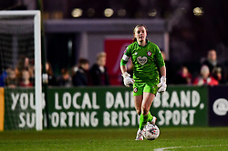 Sophie Baggaley of Bristol City - Mandatory by-line: Ryan Hiscott/JMP - 19/01/2020 - FOOTBALL - Stoke Gifford Stadium - Bristol, England - Bristol City Women v Liverpool Women - Barclays FA Women's Super League