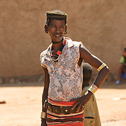 Turmi Tribe, Omo River Valley, South Ethiopia, Africa