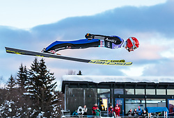13.03.2018, Lysgards Schanze, Lillehammer, NOR, FIS Weltcup Ski Sprung, Raw Air, Lillehammer, im Bild Markus Eisenbichler (GER) // Markus Eisenbichler of Germany during the 2nd Stage of the Raw Air Series of FIS Ski Jumping World Cup at the Lysgards Schanze in Lillehammer, Norway on 2018/03/13. EXPA Pictures © 2018, PhotoCredit: EXPA/ JFK