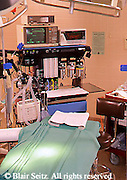 Medical , Operating Room without Patient, OR Bed and Instruments