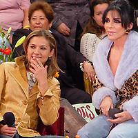 Mexico, D.F.- Eva, la cuarta expulsada del reality show Big Brother en su tercera edicion con Veronica Castro. Agencia MVT / Televisa. (DIGITAL)<br /> <br /> NO ARCHIVAR - NO ARCHIVE