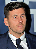 Picture by Alan Stanford/Focus Images Ltd +44 7915 056117<br /> 10/10/2013<br /> Darren Barker pictured during a press conference at Trinity House, London.
