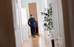"""06.07.2017, Presseclub Concordia, Wien, AUT, NEOS, Pressekonferenz """"Allianz für Freiheit und Verantwortung"""". im Bild Klubobmann NEOS Matthias Strolz // Leader of the Parliamentary Group NEOS Matthias Strolz during press conference of NEOS in Vienna, Austria on 2017/07/06. EXPA Pictures © 2017, PhotoCredit: EXPA/ Michael Gruber"""