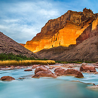 Grand Canyon Little Colorado River, Sunrise.