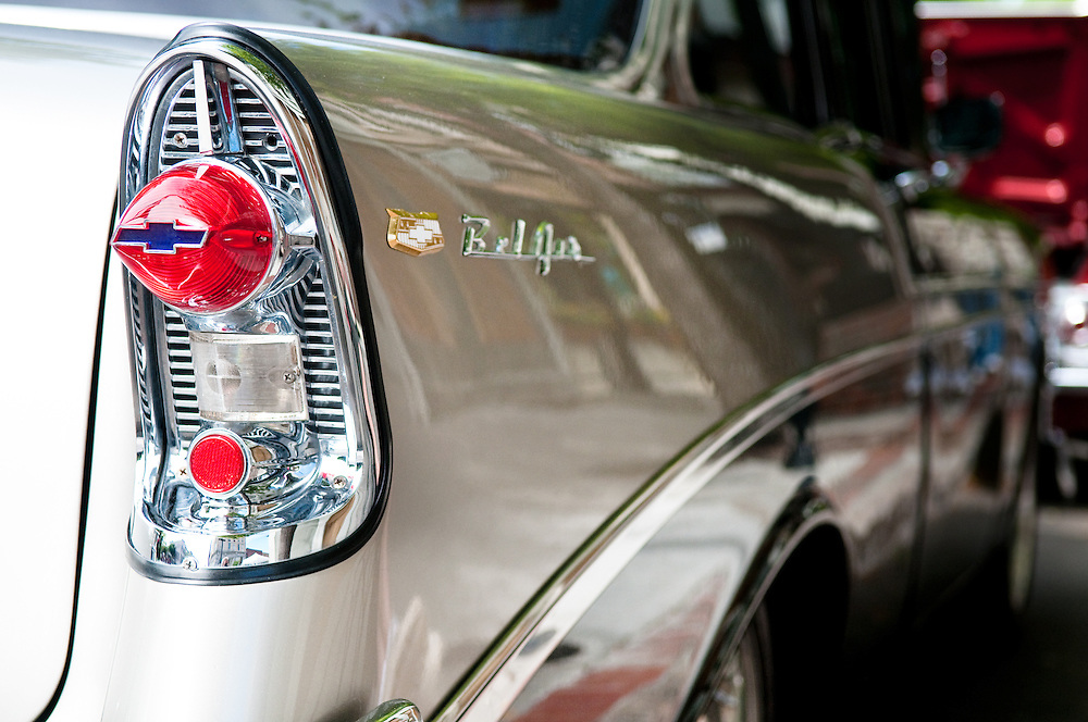 Bel Air Tail Light