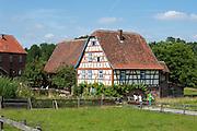 Odenwälder Freilandmuseum in Gottersdorf, Freilichtmuseum, Odenwald, Baden-Württemberg, Deutschland | Odenwälder Freilandmuseum in Gottersdorf, open-air museum, Odenwald, Baden-Württemberg, Germany