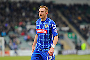 Notts County's Robert Milsom during the Sky Bet League 2 match between Plymouth Argyle and Notts County at Home Park, Plymouth, England on 27 February 2016. Photo by Graham Hunt.