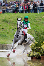 Paul Tapner, (AUS), Kilronan - Eventing Cross Country test - Alltech FEI World Equestrian Games™ 2014 - Normandy, France.<br /> © Hippo Foto Team - Leanjo de Koster<br /> 30/08/14