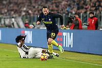 05.02.2017- Torino - Serie A 2016/17 - 23a giornata  -  Juventus-Inter nella  foto: Danilo D'Ambrosio