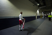 FOXBORO, MA - NOVEMBER 29:  during the 2nd leg of the Eastern Conference Final at Gillette Stadium on November 29, 2014 in Foxboro, Massachusetts.(Photo by Rob Tringali) *** Local Caption ***