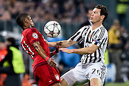 Juventus v Bayern Munich - Champions League Round of 16 - 23/02/2016