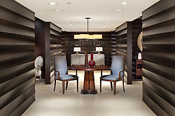 Baker Furniture showroom at Washington DC Design Center