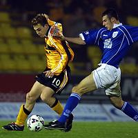 St Johnstone FC December 2001