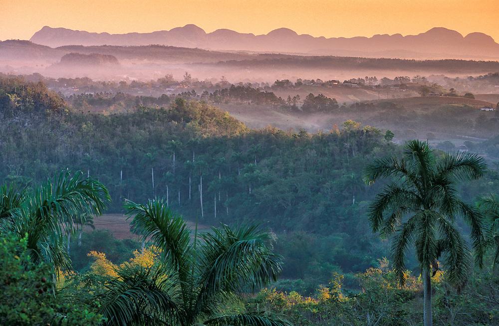 Valle de Vinales, Pinar del Rio, Western Cuba, Cuba, Caribbean