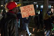 Anti Deportation rally, Berlin 09.11.17