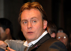 ©Retna Pictures / Mark Larner. Picture shows actor Philip Glenister  outside the TV Quick / TV Choice Awards, Dorchester Hotel, London, 8th September 2008
