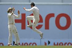 Sri Lanka v Zimbabwe Test Match - 2nd Day 15 July 2017