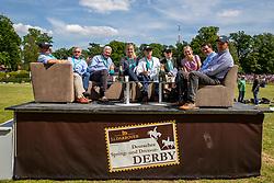 DERBY Talk<br /> Hamburg - 90. Deutsches Spring- und Dressur Derby 2019<br /> J.J.Darboven präsentiert: <br /> 90. Deutsches Spring-Derby<br /> Bemer Riders Tour - Wertungsprüfung 3. Etappe <br /> CSI4* - Derby Tour Springprüfung mit Stechen<br /> 02. Juni 2019<br /> © www.sportfotos-lafrentz.de/Stefan Lafrentz