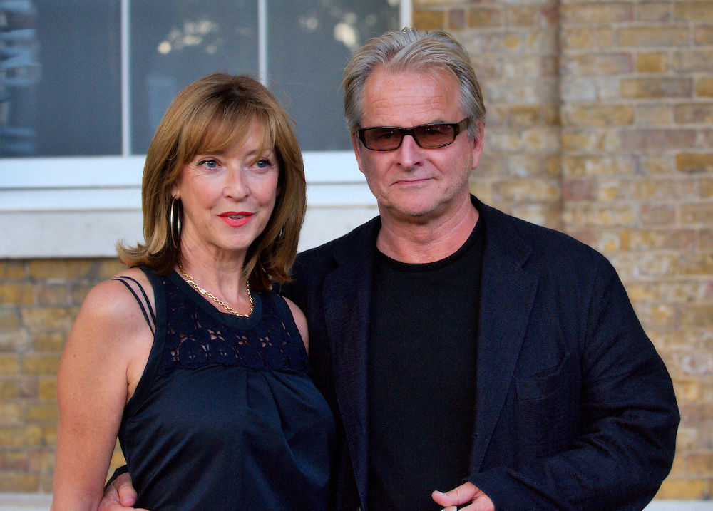 LONDON, ENGLAND - SEPTEMBER 08:  Sharon and Trevor Eve attend book launch party for Charles Saatchi's 'My Name Is Charles Saatchi And I Am An Artoholic'  at Saatchi Gallery on September 8, 2009 in London, England.  (Photo by Marco Secchi/Getty Images)