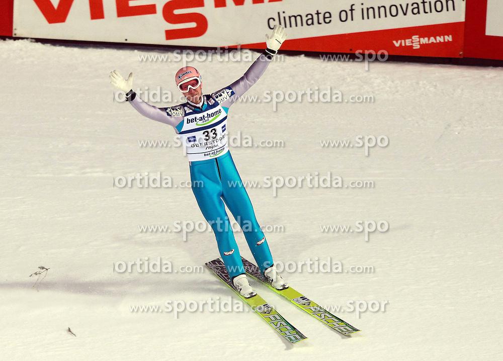 05.02.2011, Heini Klopfer Skiflugschanze, Obersdorf, GER, FIS Ski Jumping Worldcup, Team Tour, im Bild  MARTIN KOCH. EXPA Pictures © 2011, PhotoCredit: EXPA/ EXPA/ Newspix/ Jerzy Kleszcz +++++ ATTENTION - FOR AUSTRIA/AUT, SLOVENIA/SLO, SERBIA/SRB an CROATIA/CRO CLIENT ONLY +++++