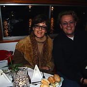 Start showboat rederij Lovers, Jet van der Meij en