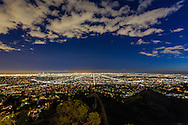 Los Angeles from Griffith Park Observatory, Los Angeles, California