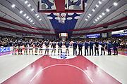 team<br /> Legabasket Campionato 2019/2020<br /> 19° Giornata - Ritorno - 19/01/2020 <br /> Umana Reyer Venezia  - Pompea Fortitudo Bologna  80-70 <br /> Venezia Taliercio 18/01/2020 Ore 20:45<br /> Foto GiulioCiamillo/Ciamillo