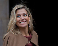 Amsterdam 07-01-2016<br /> <br /> King Willem-Alexander and Queen Maxima received the members of the European Commision at the Royal Palace of Amsterdam<br /> <br /> Photo; Royalportraits Europe/Bernard Ruebsamen