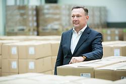 Bostjan Sifrar, CEO of Subo Group, on October 21, 2015 in Skofja Loka, Slovenia. Photo by Vid Ponikvar / Sportida