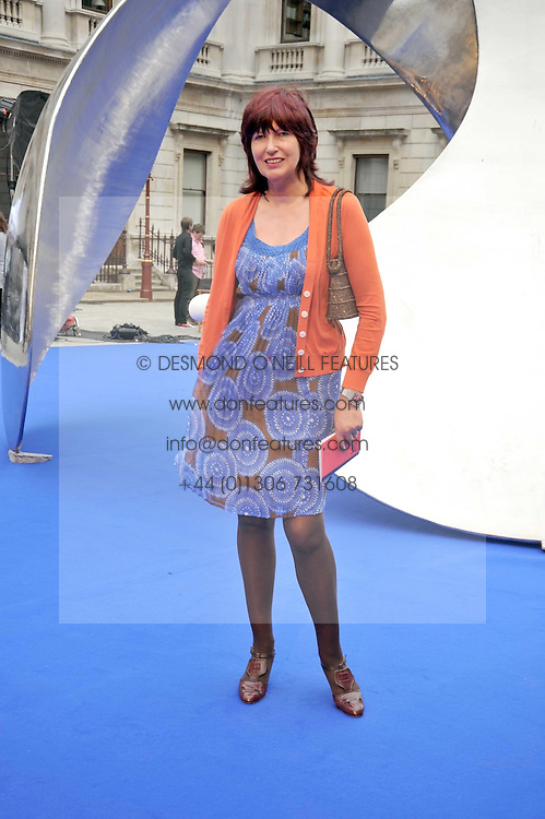 JANET STREET-PORTER at the Royal Academy of Arts Summer Party held at Burlington House, Piccadilly, London on 3rd June 2009.