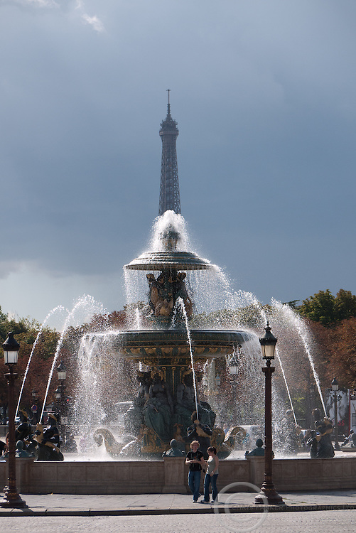 Europe, Paris