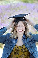 5 May 2018:  Camryn Sawyer, Senior at Edison High School Class of 2018.