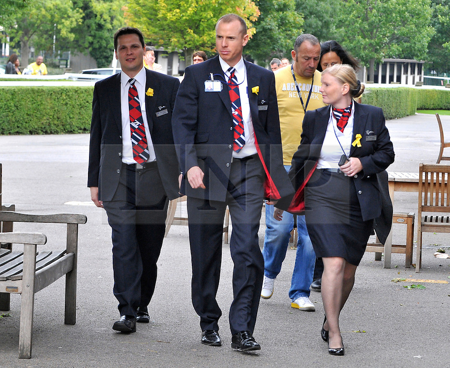 © under license to London News Pictures. 21/01/2011. FILE PICTURE . The result of the latest strike ballot of BA cabin crew is to be announced, on the same day as the company completes its merger with Spanish carrier Iberia. Photo credit should read: Stephen Simpson/LNP