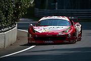 16-18 August, 2012, Montreal, Quebec, Canada.Emil Assentato, Jeff Segal, AIM Autosport Team FXDD Racing with Ferrari.(c)2012, Jamey Price.LAT Photo USA.