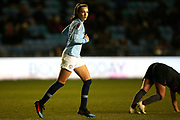 Manchester City forward Carolinr Weir (19) during the FA Women's Super League match between Manchester City Women and Everton Women at the Sport City Academy Stadium, Manchester, United Kingdom on 20 February 2019.