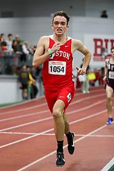 BU Terrier Indoor track meet<br /> Johnny Demps, Boston U, Mile
