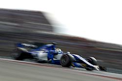 October 21, 2017 - Austin, United States of America - Motorsports: FIA Formula One World Championship 2017, Grand Prix of United States, ..#9 Marcus Ericsson (SWE, Sauber F1 Team) (Credit Image: © Hoch Zwei via ZUMA Wire)