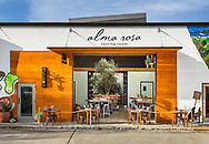 Alma Rosa Winery & Vineyards Tasting Room in Buellton, California.