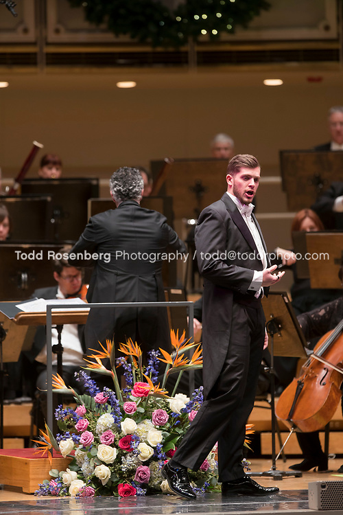 12/30/17 2:54:49 PM -- Chicago, IL, USA<br /> Attila Glatz Concert Productions' &quot;A Salute to Vienna&quot; at Orchestra Hall in Symphony Center. Featuring the Chicago Philharmonic <br /> <br /> &copy; Todd Rosenberg Photography 2017