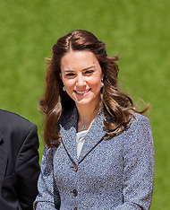 Duchess of Cambridge- Hampton Court Palace