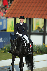 Tebar Karen, (FRA), Don Luis<br /> Qualification Grand Prix Special<br /> Horses & Dreams meets Denmark - Hagen 2016<br /> © Hippo Foto - Stefan Lafrentz