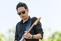 Bali Live International Jazz Festival 2014, Taman Bhagawan, Bali, Indonesia.