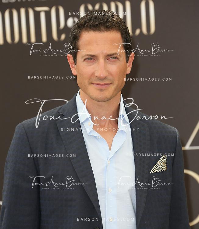 """MONTE-CARLO, MONACO - JUNE 10:  Sacha Roiz attends """"Grimm"""" Photocall at the Grimaldi Forum on June 10, 2014 in Monte-Carlo, Monaco.  (Photo by Tony Barson/FilmMagic)"""