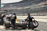 THE 103RD RUNNING OF THE INDIANAPOLIS 500